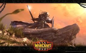serunya permainan warcraf III