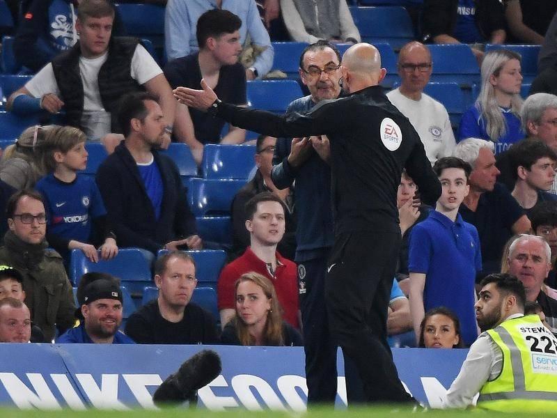 Hasil Chelsea Imbang, Maurizio Sarri Tidak Ingin Menemui Wartawan