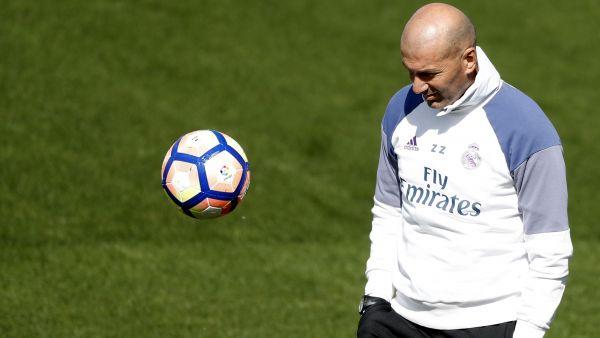 Zidane Sedang Membidik Kemenangan Pada Laga Hiburan Real Madrid