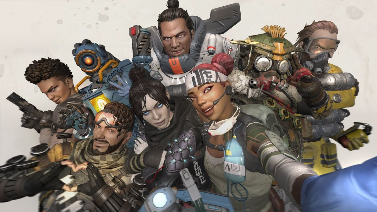 Apex Legend : Battle Royale Baru