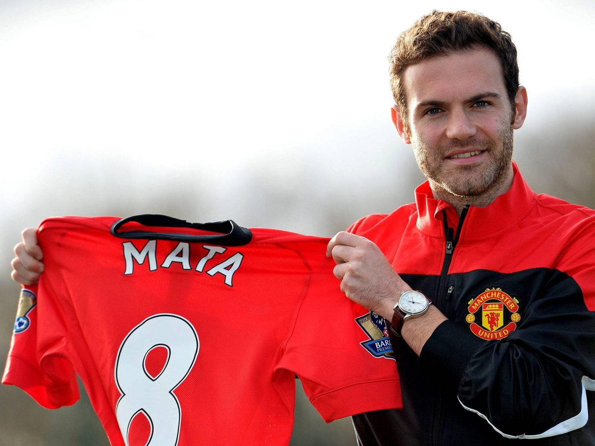 Manchester United Mengajukan Tawaran Terakhir Agar Juan Mata Tidak Pergi