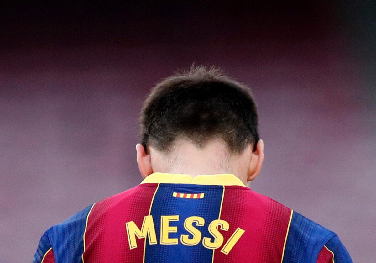 Messi Kehilangan Banyak Uang Karena Kontrak Bersama barcelona Berakhir